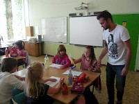 Summer English Camp - fotogalerie